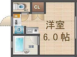 阿佐ヶ谷駅 5.8万円
