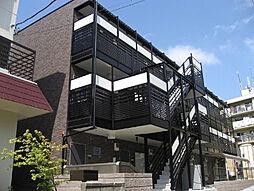 千葉県船橋市前原東4丁目の賃貸アパートの外観