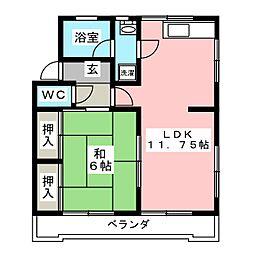 愛知御津駅 3.9万円
