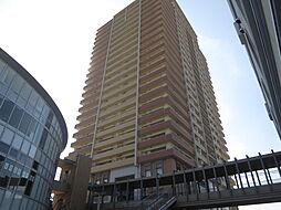ローレルスクエア住道サンタワー[24階]の外観