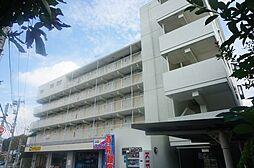 青木葉センタービル[406号室]の外観