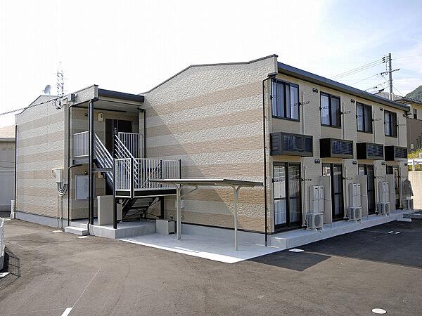 山口県下関市大字勝谷の賃貸アパート