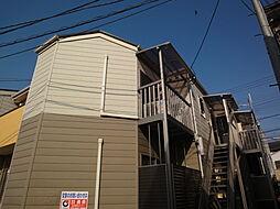 MPI's京都山科[2階]の外観