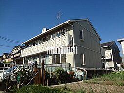 アビタシオンフローレンス A棟[1階]の外観