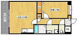 グランドアマレイVII番館[3階]の間取り