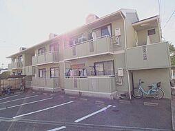 広島県安芸郡府中町大通2丁目の賃貸アパートの外観