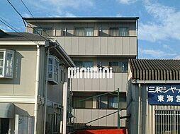 ハピィネスKAGIYA[2階]の外観