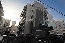 北海道札幌市中央区大通西28丁目の賃貸マンションの外観