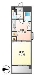 Grance Kotobuki[6階]の間取り