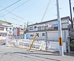 京都府京都市北区小山下内河原町の賃貸アパートの外観