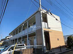 埼玉県北足立郡伊奈町寿4丁目の賃貸アパートの外観