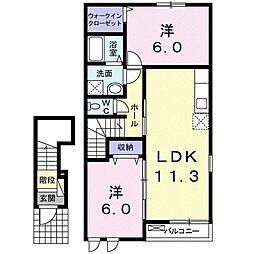 滝尾駅 5.4万円