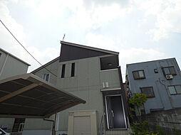 埼玉県川口市三ツ和2丁目の賃貸アパートの外観