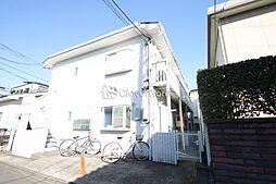 神奈川県相模原市南区麻溝台8丁目の賃貸アパートの外観