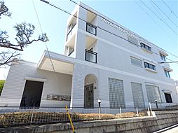 兵庫県神戸市東灘区住吉本町3丁目の賃貸マンションの外観