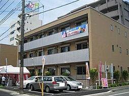 兵庫県姫路市南畝町2丁目の賃貸マンションの外観