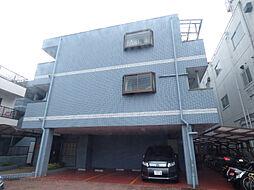 サニーサイド武蔵浦和[2階]の外観