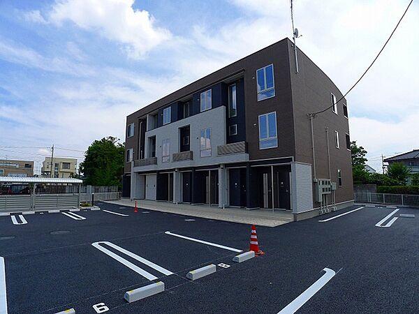 ティア マリア 1階の賃貸【群馬県 / 太田市】