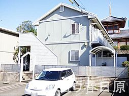 福岡県大野城市上大利2丁目の賃貸アパートの外観