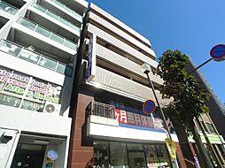 秋本ビル[4階]の外観