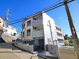 シティパレス生駒谷田町P-7[3階]の外観