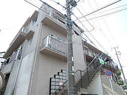 ヒルトップ新松戸I[1階]の外観