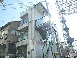 プラットホーム東福寺[102号室]の外観