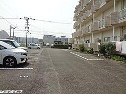 宮崎県宮崎市大坪町の賃貸マンションの外観