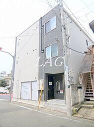 東京都大田区池上8丁目の賃貸マンションの外観