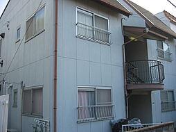 大阪府大東市野崎2丁目の賃貸アパートの外観