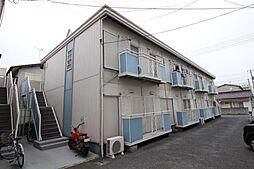 メゾンカルム富田[2階]の外観