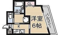江坂駅 5.2万円