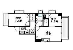 東急東横線 学芸大学駅 徒歩14分