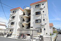 前田マンション[1階]の外観