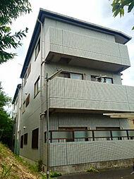 大阪府高槻市古曽部町3丁目の賃貸マンションの外観