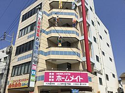 岡山県玉野市築港2丁目の賃貸マンションの外観