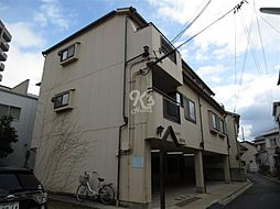 兵庫県明石市西新町3丁目の賃貸マンションの外観