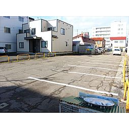 北2条西6‐6月極駐車場