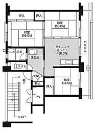 【敷金礼金0円!】ビレッジハウス山岡1号棟