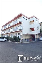 愛知県豊田市緑ケ丘7丁目の賃貸マンションの外観