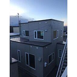 [一戸建] 北海道札幌市北区新琴似四条4丁目 の賃貸【/】の外観