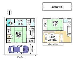 三室戸駅 1,680万円