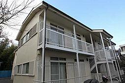 ハイツ山田B[2階]の外観