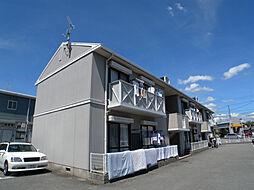 マインドハイツ辻井A[201号室]の外観