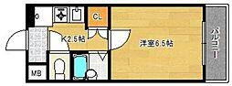 スペックス香椎駅東[105号室]の間取り