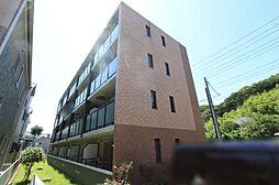 神奈川県茅ヶ崎市赤羽根の賃貸マンションの外観