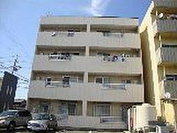 愛知県清須市新清洲6丁目の賃貸マンションの外観