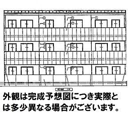 仮)D−room宮内4丁目[103号室]の外観