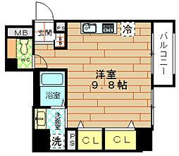 willDo海老江[1階]の間取り