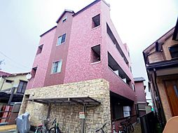 Liguria[4階]の外観